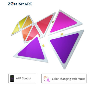 Zemismart LED Smart Triangular Light Panels