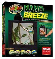 Zoo Med Nano Breeze ReptiBreeze screen enclosures