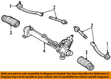 MINI OEM 02-06 Cooper-Rack And Pinion Complete Unit 32106777524