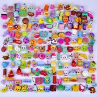 100 PCS LOT Shopkins Random Season 1 2 3 4 5 6 7 Loose Gift Figure Kids Toys new