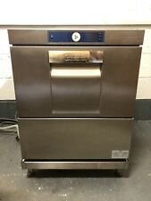 More details for hobart stainless steel glass washer gxcs-11a (2018) (in-built softener)