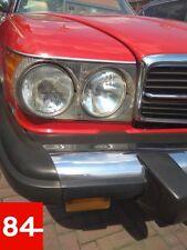 +Mercedes R107 W107 SL SLC 4x Scheinwerfer US EU Umrüstung E-Prüfzeichen+
