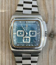 Zenith El Primero Chronograph - Big Blue - 3019PHC - TV Screen