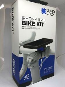 Quad Lock Stem Mount Bike Kit, For iPhone 11 Pro