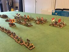 Ejército suizo guerras Italiana Pintada 15 mm