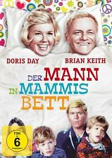 Der Mann in Mammis Bett (Doris Day, Brian Keith) DVD NEU + OVP!