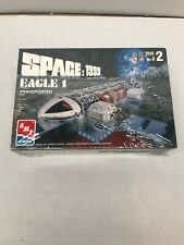 (D) Space:1999 Eagle 1 Transporter Model Kit AMT 30066 1998 NEW