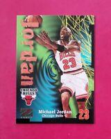 MICHAEL JORDAN 1997-1998 Skybox Z-Force #23 *HIGH PREMIUM CARD* (MINT) 🔥WOW🔥
