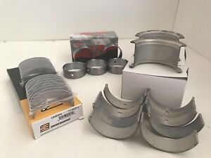 CHEVY GEN IV 4.8 5.3 6.0 6.2 08 -11 LY6 LS3 ROD MAIN KIT AND CAM BEARINGS