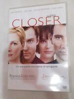 Closer - Film in DVD - Originale - Nuovo! - COMPRO FUMETTI SHOP