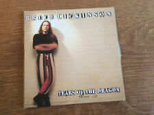 Bruce Dickinson ‎- Tears Of The Dragon [CD MAXI]  PROM0 CDP 1257  / Iron Maiden