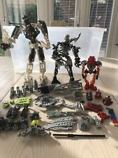 LEGO BIONICLE BUNDLE includes 3 Figures!