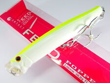 TACKLE HOUSE - FEED POPPER 120 120mm 30g #15 PEARL CHART