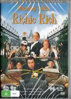 RICHIE RICH - MACAULAY CULKIN - NEW DVD - FREE LOCAL POST