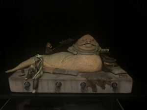 Star Wars Gentle Giant Jabba the Hutt Limited Edition Statue