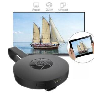 Chromecast 4th Generation 1080p HDMI Media HD Video Streamer Mirascreen Players