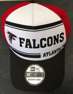 NFL ATLANTA FALCONS PLAYER ISSUE CAP - PLEASE LOOK AT OTHER PICTURE.