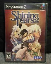 Shining Tears SEGA Brand New Sealed Copy RARE (Sony PlayStation 2, 2005)