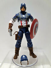 Marvel Universe Super Combat Captain America loose First Avenger
