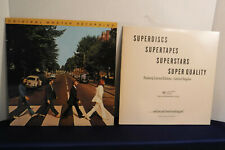 The Beatles, Abbey Road, Mobile Fidelity Sound Lab MFSL 1-023, 1979, Ltd Ed,Rock