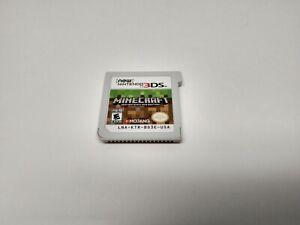 Minecraft: New Nintendo 3DS Edition (Nintendo 3DS, 2017)