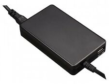 MINI UNIVERSAL NOTEBOOK ADAPTER - OUTPUT 19 VDC + USB 2.1 A - WITHOUT PLUGS