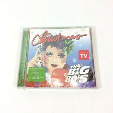 Vh1 Christmas The Big 80's CD New