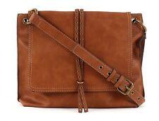 Esprit Odina shoulder Bag bolso bandolera bandolera Rust Brown marrón