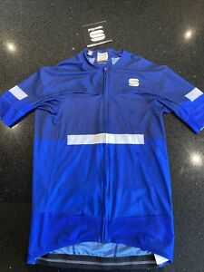 Sportful Evo Jersey - Blue. Large. Brand New In Bag With Labels.