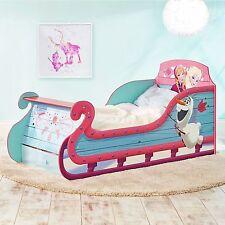 Disney Frozen Schlitten Kleinkind Bett mit unterbett-aufbewahrung Schlafzimmer
