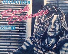 COLLECTION ROCK DETENTE (Vol.1) Tape Cassette 1991 Dist. Select Canada RD-4-1601