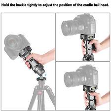 Neewer 360 Degree Rotation handheld Pistol Grip Head f DSLR Camcorder, Monopod