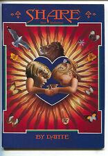 Share Tarot Meditations 1993 Dante Card Deck Fortune Occult Divination