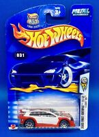 2003 Hot Wheels First Editions Honda Civic #19/42 Flight '03! New In Card!