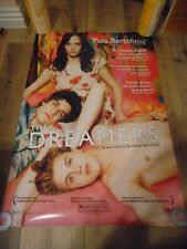 The Dreamers - Original Ds Rolled Poster - Eva Green/Bertolucci