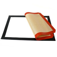 Healthy Silicone Baking Mat Non-Stick Cookies Sheet Oven Liner Heat Resistant-s8