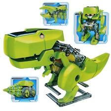 4 In 1 Solar Robot DIY Assemble Educational Learning Machine Dinosaur Insect Kit