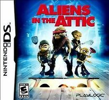ALIENS IN THE ATTIC DS GAME NEW