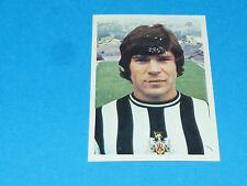 #206 MALCOLM McDONALD NEWCASTLE MAGPIES FKS PANINI FOOTBALL ENGLAND 1975-1976