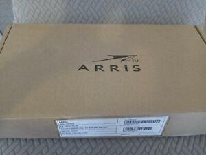 ARRIS NVG443B Frontier Bonded DSL Broadband Gateway WiFi Router Modem Black New