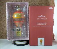 Hallmark Keepsake Premium Up Up and Away Wizard of Oz Christmas Ornament NEW