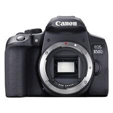 Canon EOS Rebel 850D 24.2MP 4K Digital SLR Camera Body