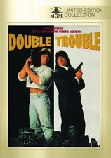 Double Trouble - DVD - 1992  The Barbarian Brothers ( David / Peter Paul ) (MOD)