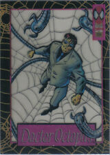 SPIDERMAN ULTRA 94 CLEAR CELL CARD 9 OF 12