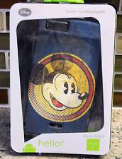 New Disney Parks MICKEY Motorola Droid X Android Smartphone Satin Grip Case