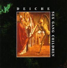 SEX GANG CHILDREN Deiche - CD (Dress 1999 - Reissue)