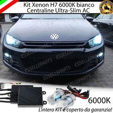 KIT XENON XENO H7 AC 6000K CANBUS VOLKSWAGEN VW SCIROCCO + PORTALAMPADE NOERROR