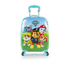 Nickelodeon Paw Patrol Unisex Boys & Girls Hardside Spinner Luggage 18
