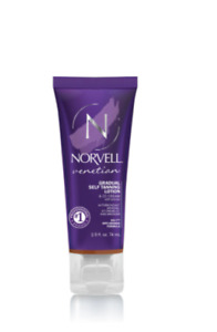 Norvell Venetian Gradual Self Tanning Lotion & CC Cream with Bronzer, 2.5 oz