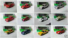 Welly Volkswagen Plastic Diecast Vehicles